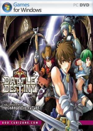Battle of Destiny (MMORPG)