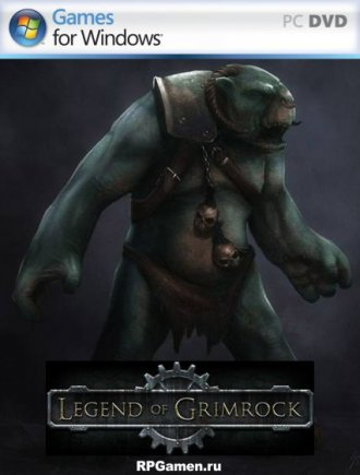 Legend of Grimrock (2011 / RUS)