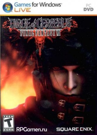 Final Fantasy 7 Dirge of Cerberus (RUS)