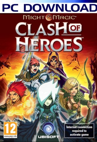 Might and Magic: Clash of Heroes (2011 / RUS)