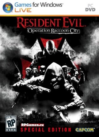 Resident Evil 6: Operation Racoon City (RUS / Repack)
