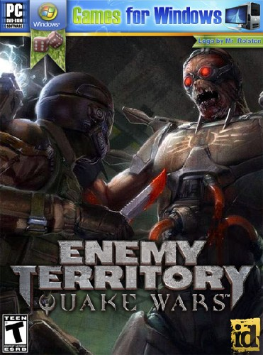 Enemy Territory: Quake Wars (RUS / RePack)
