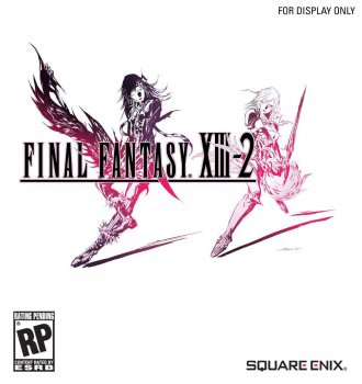 Final Fantasy XIII-2 (RUS / 2012 / PS3)
