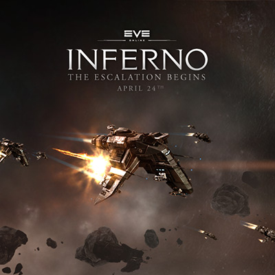 EVE Online Escalation to Inferno